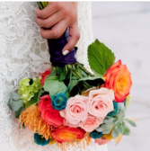 Fiesta Bridal Boquet