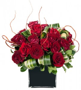 Fifty Shades of Roses  in Lauderhill, FL | BLOSSOM STREET FLORIST