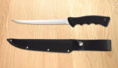 Filet Knife with Scabbard R200