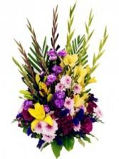 Filial Love Bouquet Flower Arrangement