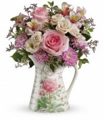 Fill My Heart Bouquet A Teleflora Keepsake T15M400A