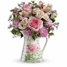 Fill My Heart Floral Bouquet in Whitesboro, NY | KOWALSKI FLOWERS INC.