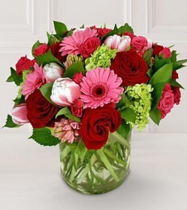 Filled With Love Arrangement