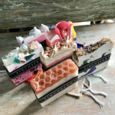 Finchberry Cake Soaps