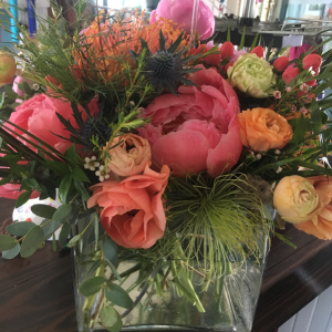Fine Dining High end florals in Syracuse, IN | Dynamic Floral