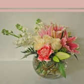 Fineness Blush Bouquet Sympathy Gift