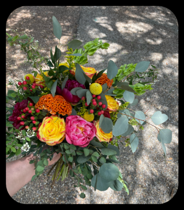 Fiona Wedding Bouquet