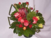 FIRE UP MY ENGINE SWEETHEART-  FLOWERS, FLORISTS   FLORISTS, FLOWERS, Flower Arrangements, Exotic Flowers Prince George BC