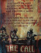 Fireman's Call Blanket/Throw