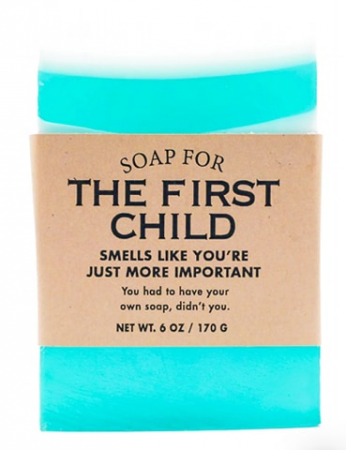 First Child Soap