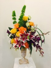 First Impression Arrangement