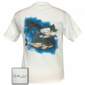 Fish Southren Limit T-shirt