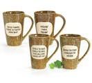 Fishing Stoneware Mug* Fine Gifts