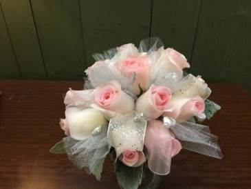 Fit for a Princess  Prom Flowers