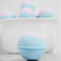 "Fizz Bizz Bath Bomb ""Twisted Mermaid "" Gift Item"