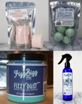 Fizz Bizz Bath & Pamper Products