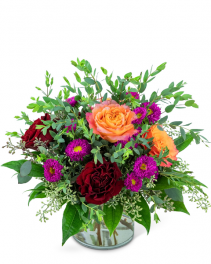 Flamenco Energy Flower Arrangement
