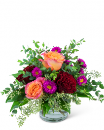 Flamenco Gypsy Flower Arrangement