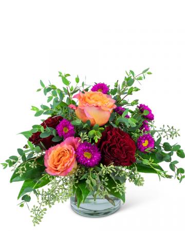 Flamenco Gypsy Flower Arrangement