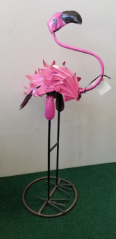 Flamingo Metal Mother's Day