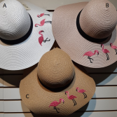 Flamingo Sun Hat Gift