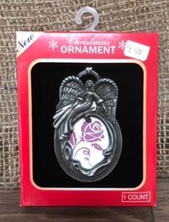 In loving memory Photo ornament