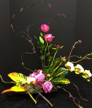 Flashy Floral  in Melbourne, FL | VIOLETS IN BLOOM
