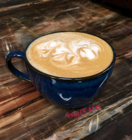 Flavored Cafe Latte