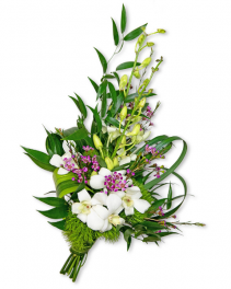 Flawless Hand-tied Bouquet Flower Arrangement