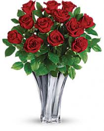 Flawless Romance Vase