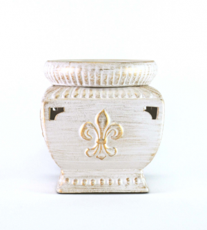 Fleur De Lis Warmer in Eagle Pass, TX | EVA'S FLOWER SHOP & GIFTS