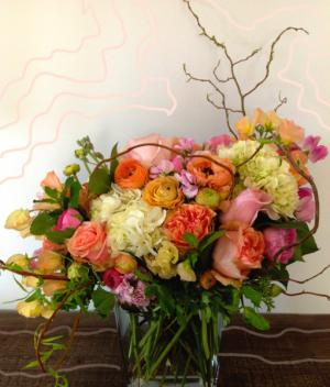 Fleur de lis Luxury Design 3 day advance order in Colorado Springs, CO   Enchanted Florist II