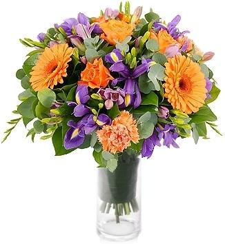 Fleur de lys bouquet in bethesda md ariel bethesda for Bouquet de lys