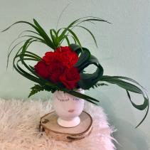 Fleur Mademoiselle Arrangement