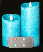 Flickering Flame Candles Mirage Battery Operated Candles