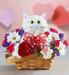 Flirty Feline Valentine's Day