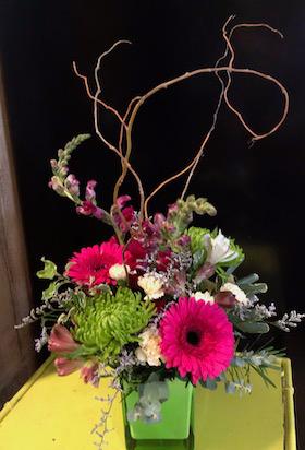 Flirty Floral Arrangement