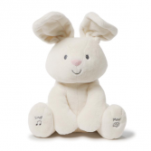 Flora the Bunny  Interactive Stuffed Animal