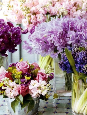 Floral Arranging Class July 14th  1pm