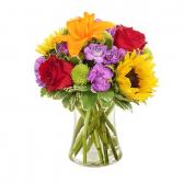 Floral Artisan Arrangement