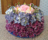 Floral Birthday Cake Cake of flowers
