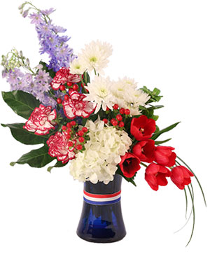 Floral Cadence Flower Arrangement in Ozone Park, NY | Heavenly Florist