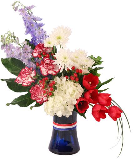 Floral Cadence Flower Arrangement