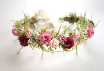 Floral Crown Custom