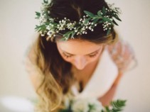 Floral Crowns Hairpiece