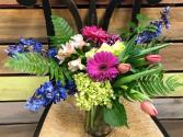 Floral Deco Enchanted Arrangement