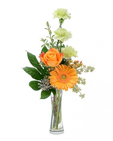 Floral Delight  Vase Arrangement