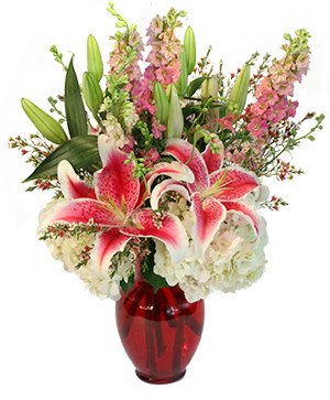 Everlasting Caress Floral Design in Russellville, AR | CATHY'S FLOWERS & GIFTS
