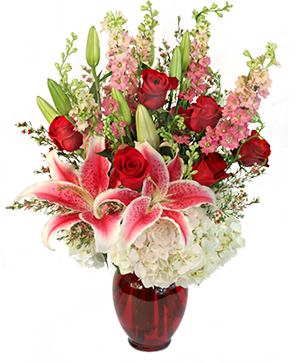 Aphrodite's Embrace Floral Design in Jasper, TX | ALWAYS REMEMBERED FLOWERS & GIFTS