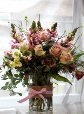 floral destiny Vase arrangement